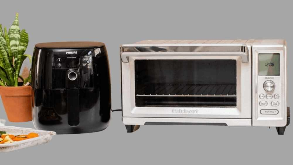 Advantages of Air Fryer over Microwave