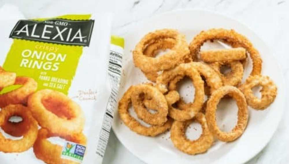 Best Brand of Frozen Onion Rings for the Air Fryer