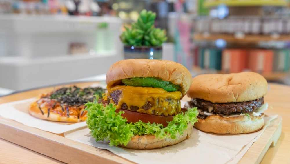 How to make the Perfect Beyond Burger Assembly