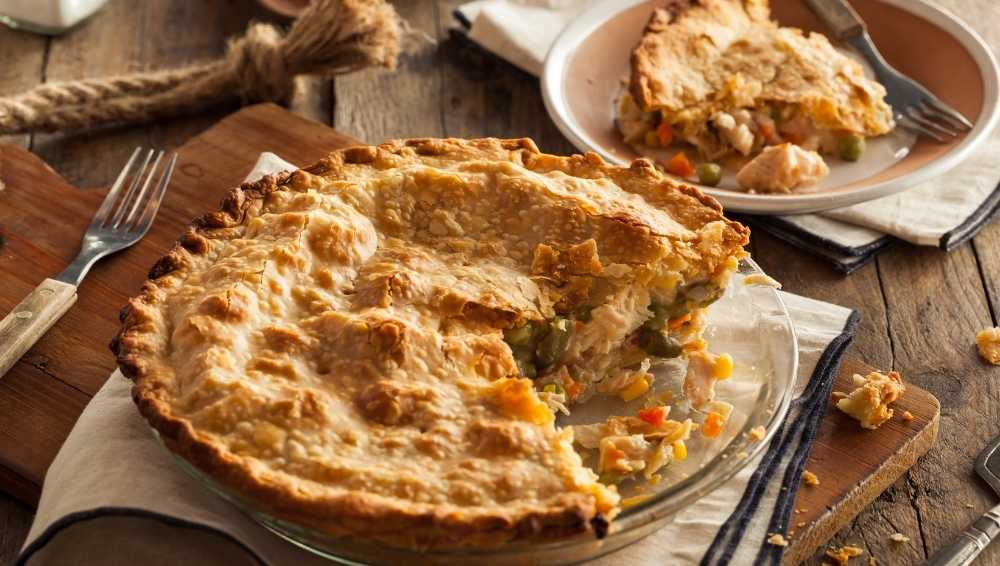How to make Pot Pie in an Air Fryer