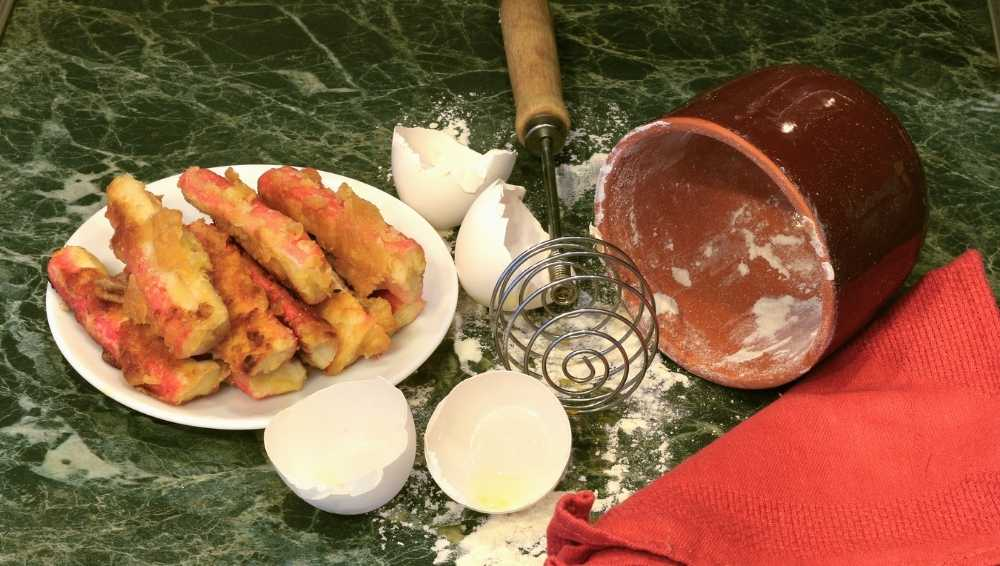 Storing Cooked Egg Rolls
