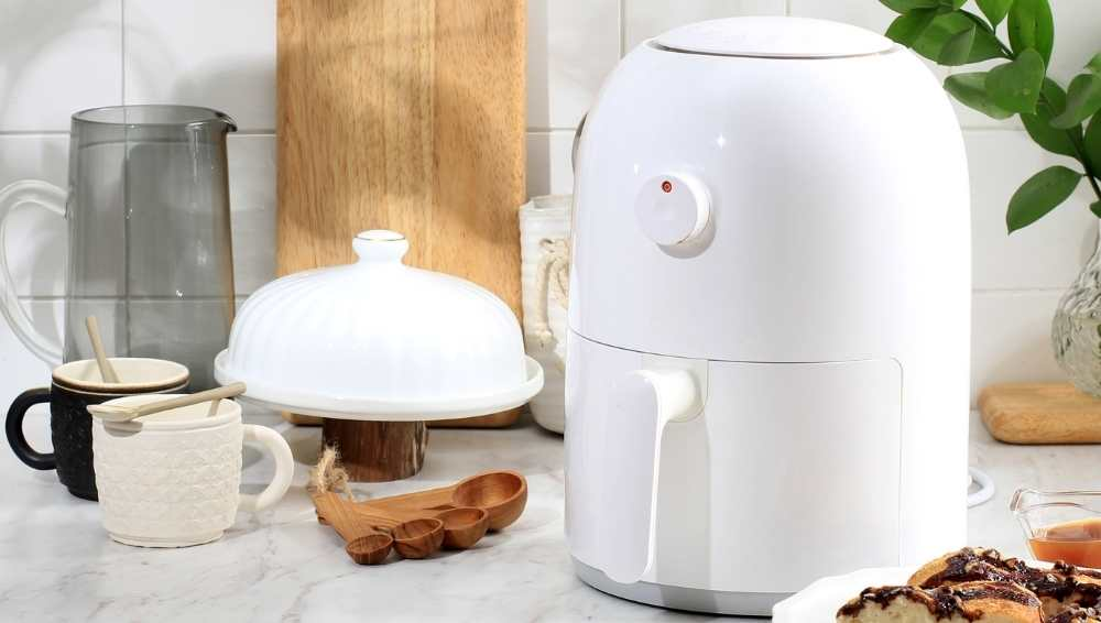 Where should I place my Air Fryer?
