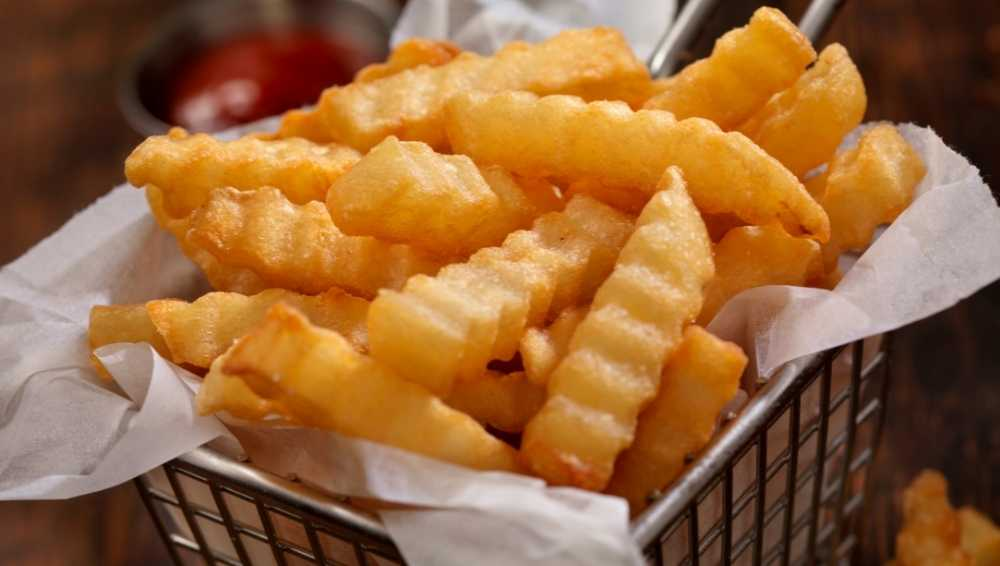 Tips while making Fries